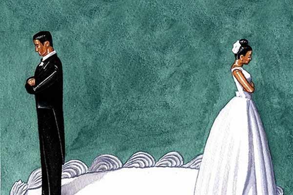 vợ chồng li hôn