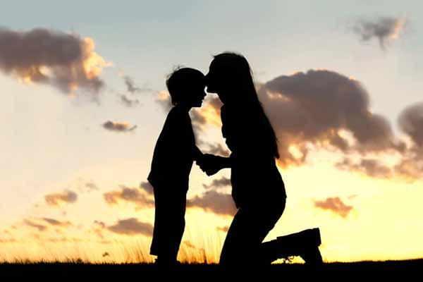 tình yêu của mẹ