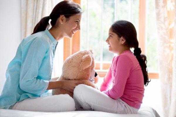 cách giao tiếp ứng xử với con