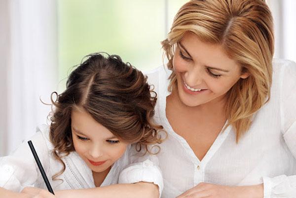 5-lưu ý khi dạy con trẻ