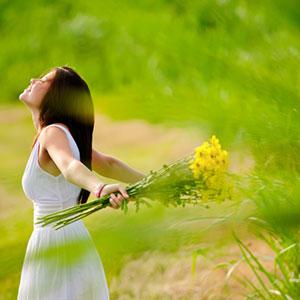 hạnh phúc là sự tĩnh và lặng