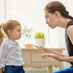 sai lầm trong nuôi dạy con